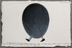 #ARTIST Nedko Solakov: A Lonely Story #5