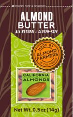 FREE California Almond Butter Sample on http://www.icravefreebies.com/