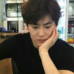 Kpop Exo, Suho Exo, Park Chanyeol, K Pop, Exo Memes, Kim Junmyeon, Light Of My Life, My King, Aesthetic Pictures