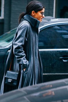 Street looks à la Fashion Week automne-hiver 2015-2016 de New York http://www.vogue.fr/mode/street-looks/diaporama/street-looks-la-fashion-week-automne-hiver-2015-2016-de-new-york/19083/carrousel#33