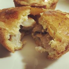 #homemade #mushrooms #chicken #pie#雞批 #food#foodstagram#bake#cooking #homecooking#foodie
