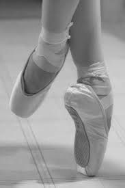 Ballet feet-- ways to improve your feet. Just click on photo!