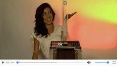Video - Das Video zeigt den Luftdurchsatz eines K&N Luftfilters im Vergleich mit einem Papierfilter.