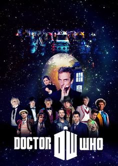 Doctor Who Season 8 Promo Poster | SeriesNews