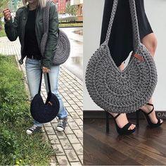 New Knitting Bag Tutorial Hooks 42 Ideas Diy Crochet Bag, Free Crochet, Knit Crochet, Crochet Wallet, Purse Patterns Free, Crochet Purse Patterns, Free Pattern, Crochet Handbags, Crochet Purses