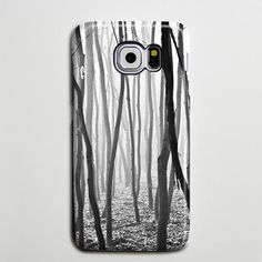 Foggy Forest Trees iPhone 6 Galaxy s6 Edge Case Galaxy s6 Case Samsung Galaxy Note 5 Case s6-151