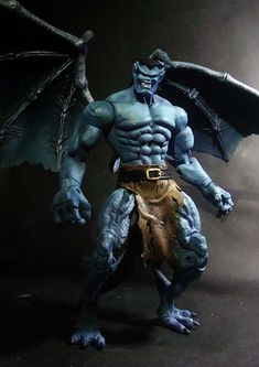 Goliath Gargoyle (Gargoyles) Custom Action Figure
