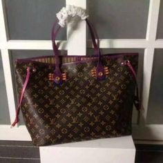 """1.1 Louis Vuitton Neverfull MM The"""" Limited Editions"""""""