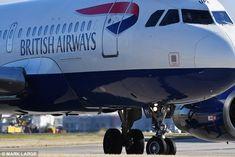 Drunk British Airways pilot hauled from Gatwick flight