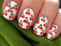 Cherry Nails :D