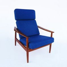 Recently sold: Lounge Chair from the sixties by Arne Vodder for France and Son | #11326
