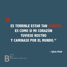 Sylvia Plath abre en Tres Mujeres la grieta de la herida primigenia, a riesgo de resquebrajarse. #librodelasemana. #SylviaPlath #TresMujeres #ThreeWomen