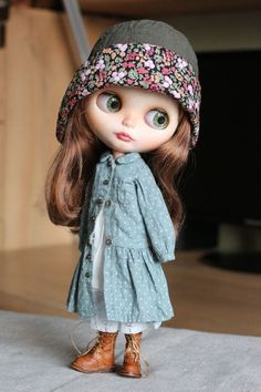 Blythe in Boots