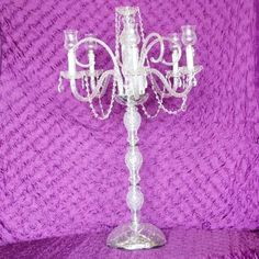 Set Of 3 Crystal 39 Bling Bling 39 Pedestals Birthdays
