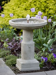 Free Shipping and No Sales Tax on the Powys Garden Water Fountain from the Outdoor Fountain Pros.