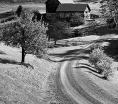 black & white country living #repinned #edited