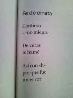 Confieso