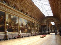 Galleria delle Battaglie, Reggia di Versailles