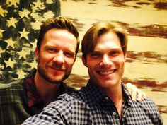 Will Chase and Chris Carmack