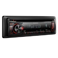 Kenwood KDC248U In-Dash Head Unit Car Stereo by Kenwood. $75.99. Making it easy to connect, search, select and enjoy music from your iPod or iPhone. In addition the Kenwood KDC248U In-Dash Head Unit Car Stereo features a front auxiliary input that easily accepts the headphone output of a portable music player or smart-phone and a remote control. The Kenwood KDC248U In-Dash Head Unit Car Stereo is a great sounding receiver with multiple connectivity options all at a gr...
