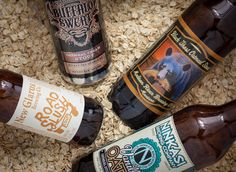 You should be drinking these un-boring oatmeal stouts