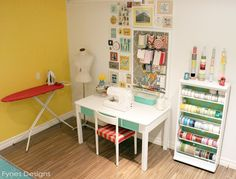 sewing-room-idea