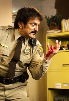 Tom Savini in Planet Terror