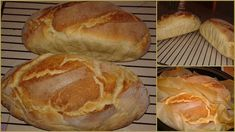 Bread Art, Greek Cooking, Bakery, Rolls, Easy, Recipes, Breads, Food, Kitchens