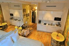 Apartment furnished quartier latin Rue Galande