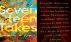 """Seventeen takes"" - Naima Kalra Gupta"