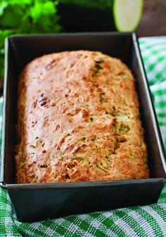 Pão de abobrinha é funcional e levinho