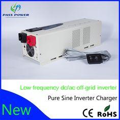 2016 new design 4000w/4kw pure sine wave solar power inverter,solar panel inverter,inverter ups #Affiliate