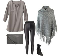 Winter Outfit Ideas, layers, grey outfits