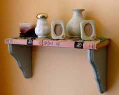 childrens furniture repurpose ideas | ... good idea for some of the pretty older books