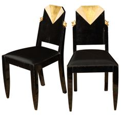 1000 Images About Art Deco Upholstery Dining Chairs Office Chairs Vani