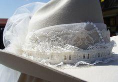 CC Western Wedding Hats