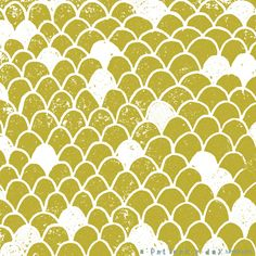 lino print, scales, pattern, repeat, scallop, one colour, texture, print