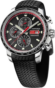 La Cote des Montres : Les montres Chopard Collection Mille Miglia GTS Automatic, Power Control et Chrono - Racing in style
