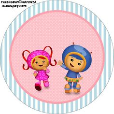 {free} Umizoomi party printables