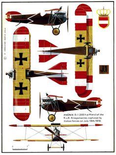 1914 - 1918 The Great War Phönix Scouts