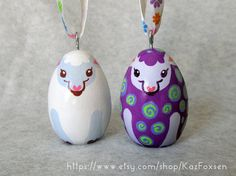 Custom #Lamb Figurine or Seasonal #Ornament by Kaz Foxsen on Etsy, $31.00  #xmas #Christmas #easter