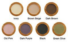 ZAO Matte Eyeshadow Color Palette