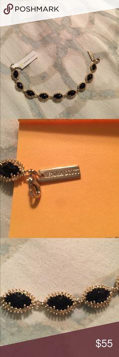 Kendra Scott Bracelet Kendra Scott Jana Black Onyx Bracelet, $80 on original price tag, NWT Jewelry Bracelets