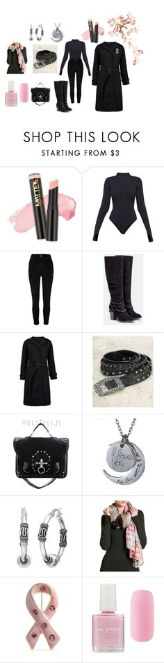 """""""winter 1"""" by ilona-giladi ❤ liked on Polyvore featuring Ivy Park, River Island, JustFab, Boohoo, BKE, Amanda Rose Collection, Liebeskind, Bling Jewelry and Forever 21"""