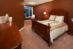 WestView Builders | Highwood Villas  Calgary | Bedroom | Show Home Calgary, Villas, Bungalow, Luxury, Bedroom, Furniture, Home Decor, Room, Homemade Home Decor