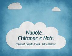 Nuvole Chitarre e Note 2015 by Simona Catalfo, via Behance