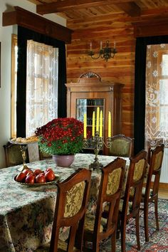 Dwór Zaścianek added a new photo. European Decor, A Wrinkle In Time, Mansions Homes, French Country, Table Settings, Traditional, Interior Design, Beatrix Potter, House
