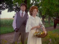 Jonathan Crombie died last week at the age of 48, but as Gilbert Blythe in Anne of Green Gables he gave us many memorable moments.