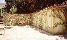 Classic Murals - Garden Trompe L'oeil Murals
