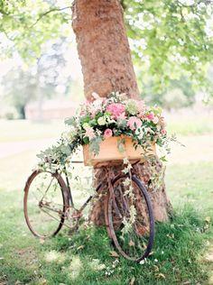 Flower Basket Bike 2014 |  Caught The Light